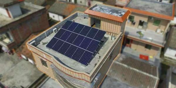 屋顶光伏发电系统场景与应用【大家有】
