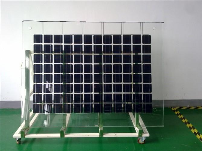 屋顶太阳能发电板