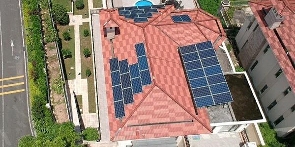 太阳能家庭发电