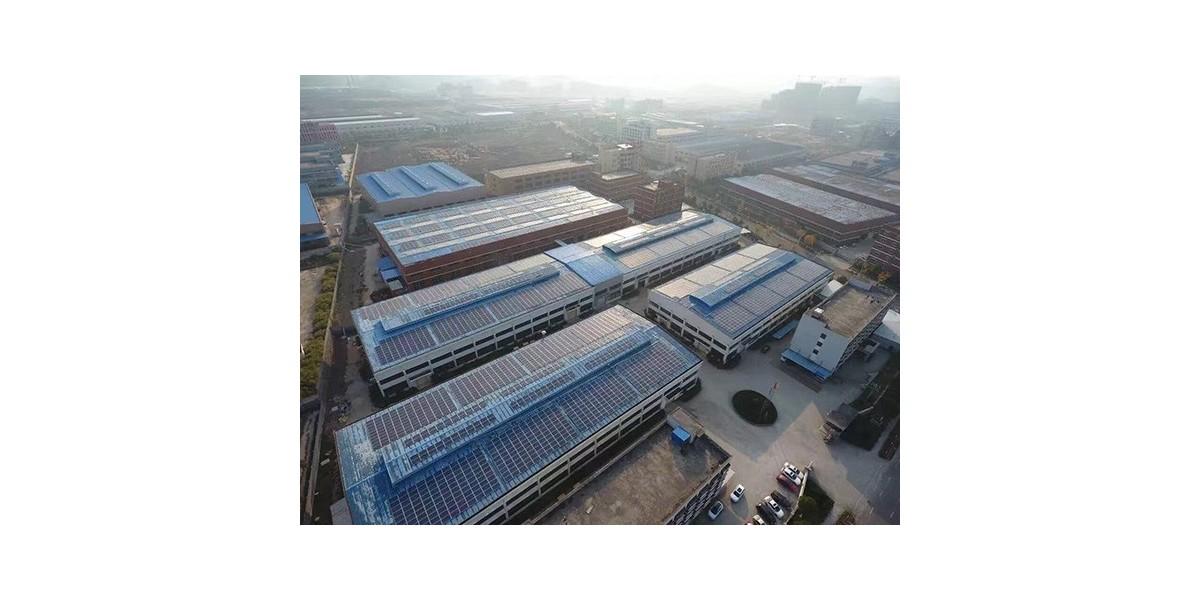 中山坦洲厂房太阳能官府发电系统案例「大家有」